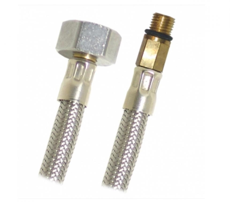 Griferia Para Baño Vindex:MEDIDA: 1/2FIP x M10 40 CM, 1/2FIP x M10 60 CM