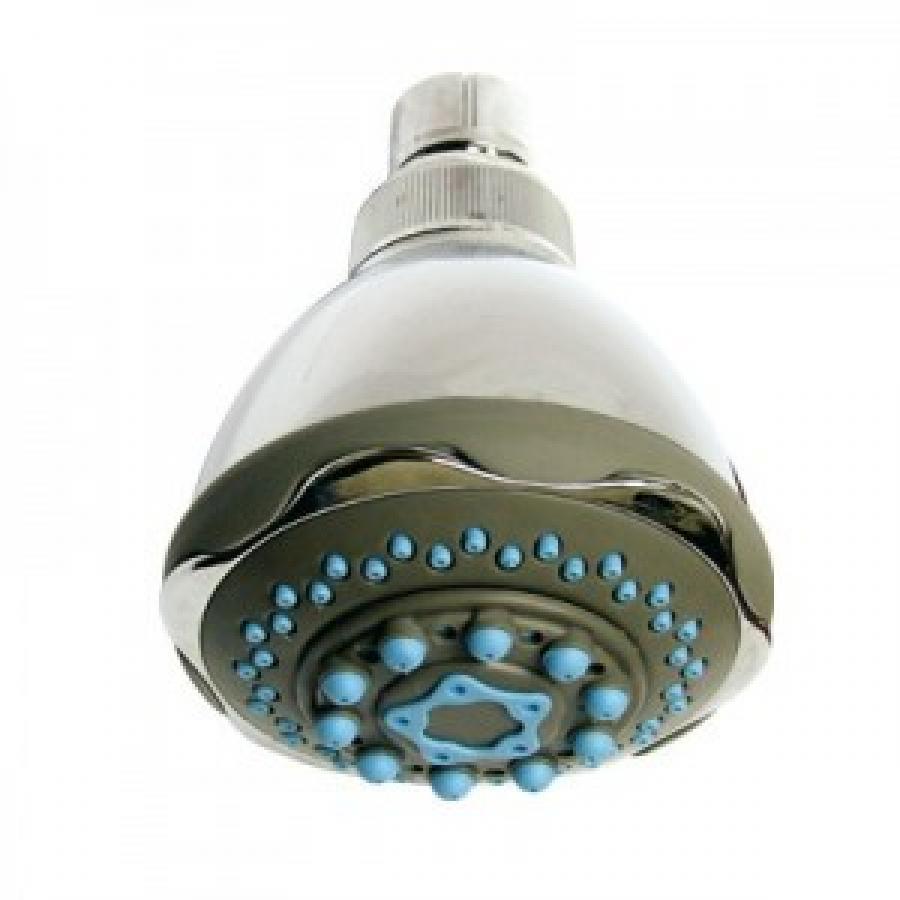 Griferia Para Baño Vindex:ROSETA CROMADA PVC 5 FUNCIONES