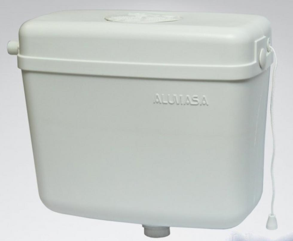 Griferia Para Baño Vindex:cisterna alumasa exterior pvc